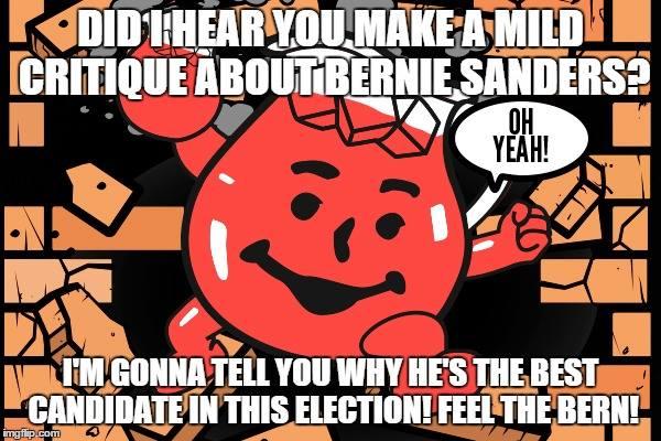 @elonjames How a lot of Bernie Sanders supporters act: https://t.co/P6pHRxUWmN