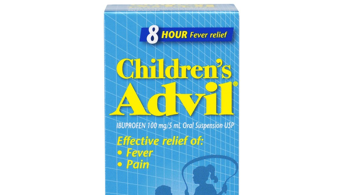 Advil liquid products for infants, children recalled over ibuprofen dosing