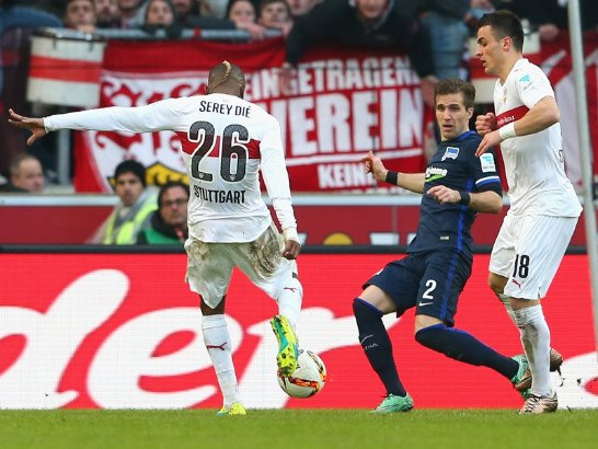 Explosion in 3, 2, 1, ... #SereyDié #VfB<br>http://pic.twitter.com/UBrnjHT2Oh