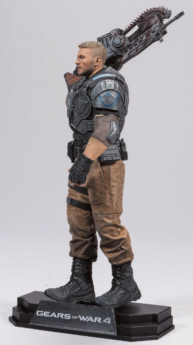 gears of war on twitter here s your first look at jd by mcfarlane