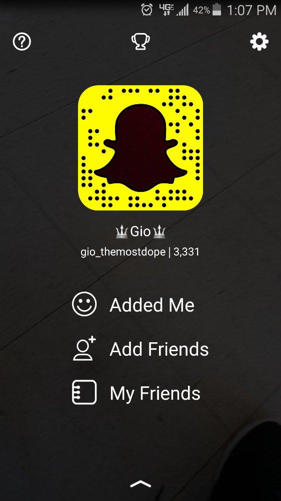 Stoner Simpson On Twitter Follow Me Or Tweet Me Your Snapchat