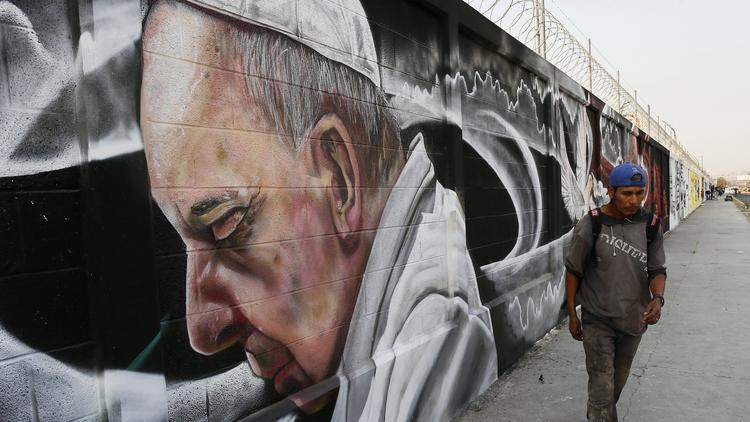 5 major themes of Pope Francis' trip to Mexico: immigration, poverty, crime and more