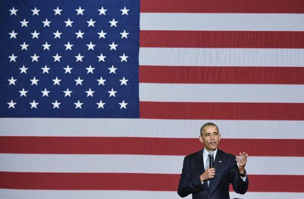 Obama says he will nominate a successor to Justice Scalia