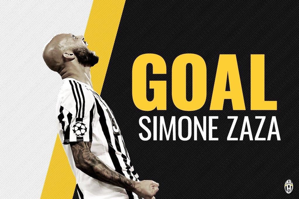 JUVENTUS-NAPOLI 1-0 magia Zaza: sorpasso e 15a vittoria di fila