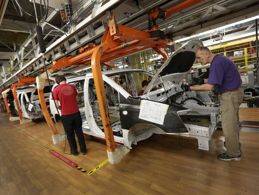 FCA adding 1,200 workers in Windsor to launch Pacifica