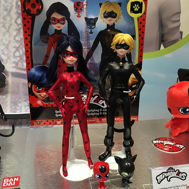 #miraculous ladybug and cat noir doll 2 pack set #tfny https://t.co/K8rolAwtiV https://t.co/1GS0SfNCcs