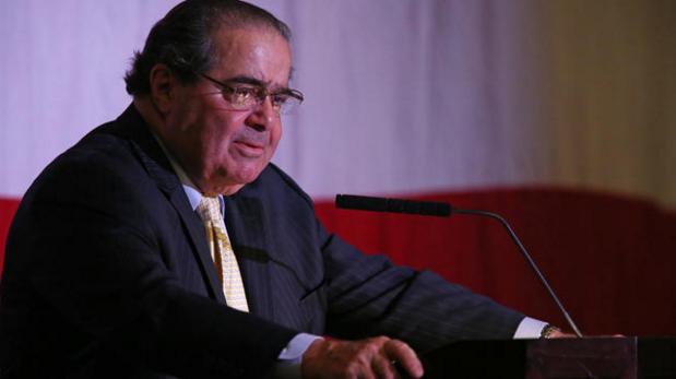 U.S. Supreme Court Justice Antonin Scalia dead at 79