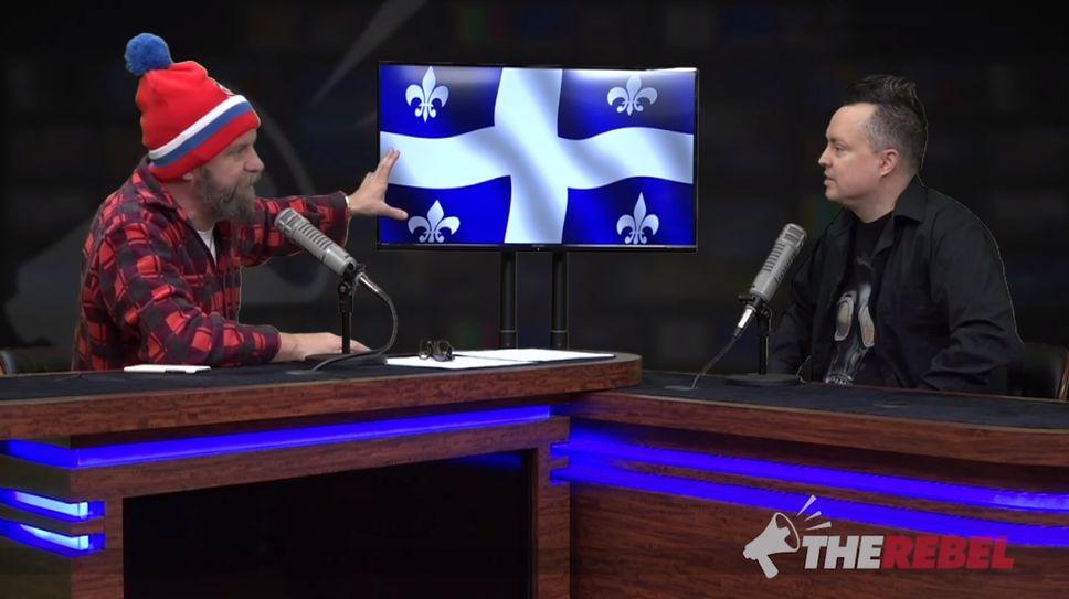 Mike Ward apprend aux Américains et aux Canadiens-Anglais à sacrer