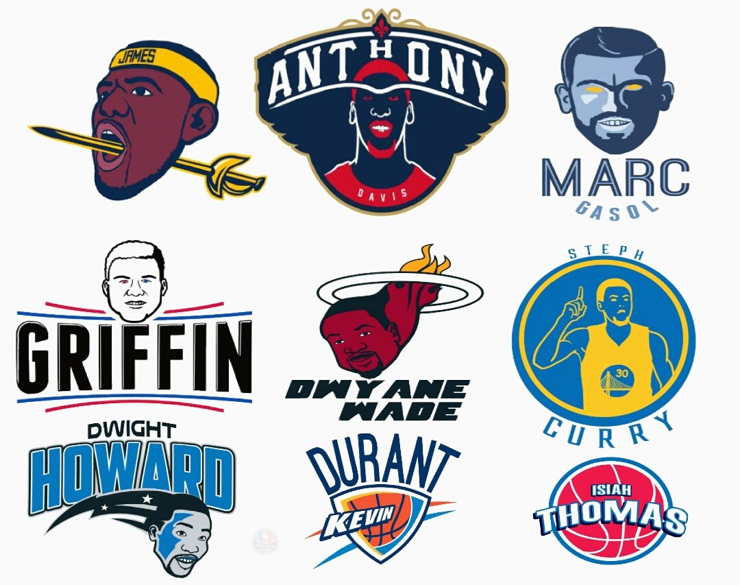 nba central on twitter quotevery nba teams logo redesigned