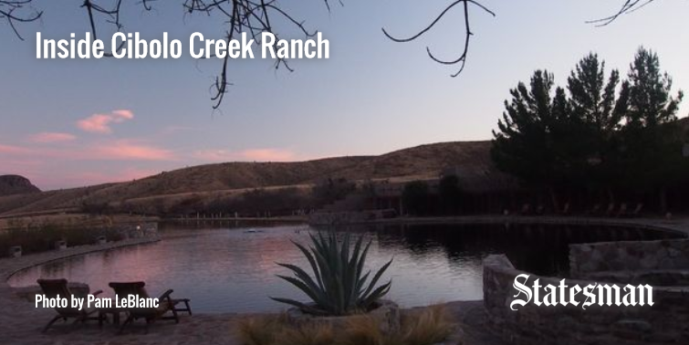 Inside the exclusive resort at Cibolo Creek where Justice Antonin Scalia died on Saturday.