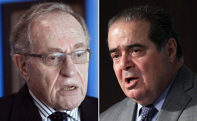 Alan Dershowitz says in Daily News special, love or hate him, Scalia left his mark on US law