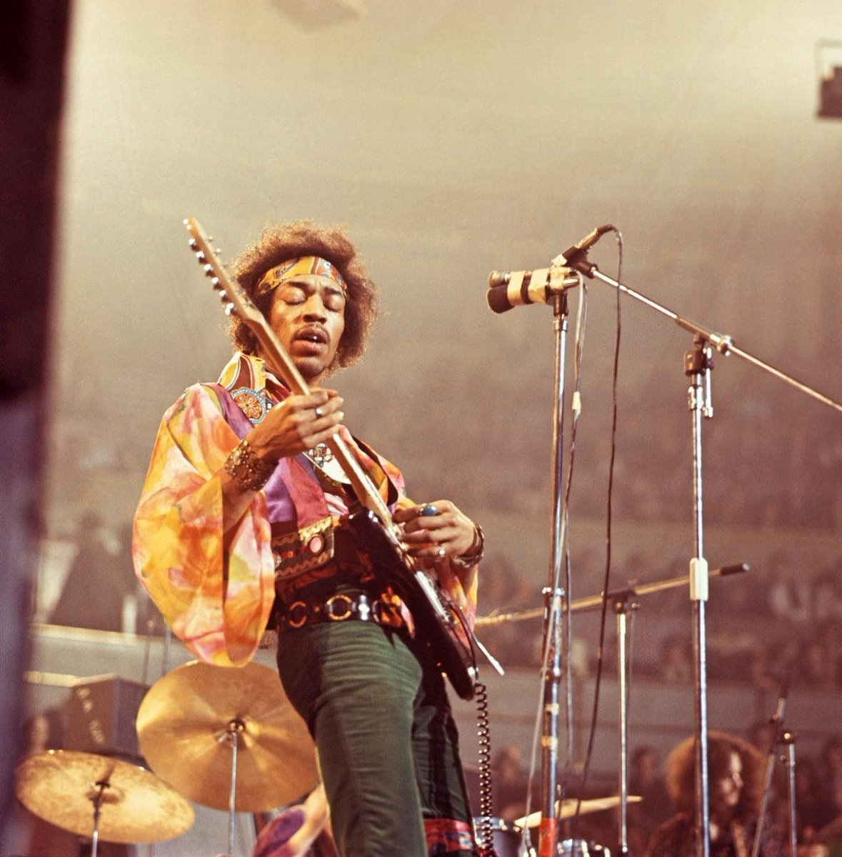 Can you believe Jimi Hendrix NEVER won at @TheGRAMMYs?