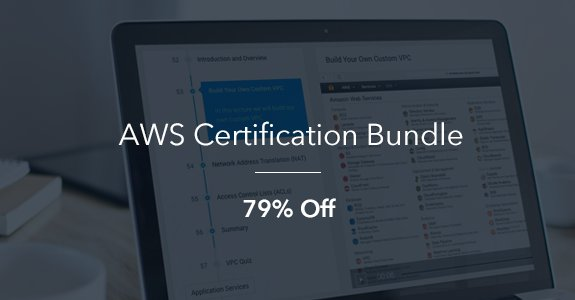 RT @cultofmac: Pass the AWS certification exams - no programming know-how required, $29: https://t.co/iFVeomc7CW https://t.co/FO3WZHAHiw