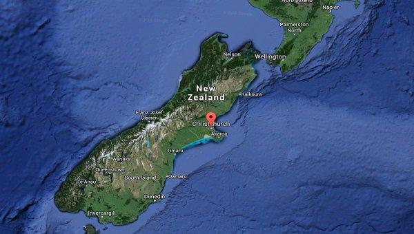 Nuova Zelanda, terremoto di magnitudo 5.7: crolla scogliera a Christchurch