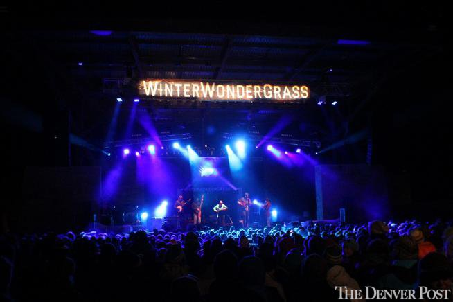 WinterWonderGrass: Beer, bluegrass and blizzards all Colorado via @denverentertain