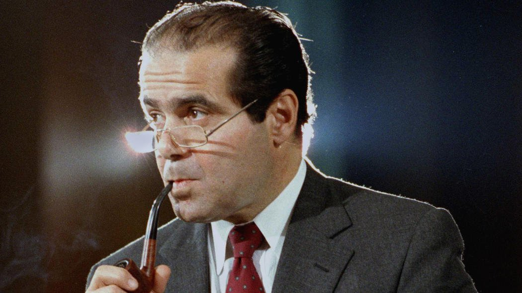 Supreme Court Justice Antonin Scalia kept your attention, whether you liked him or not
