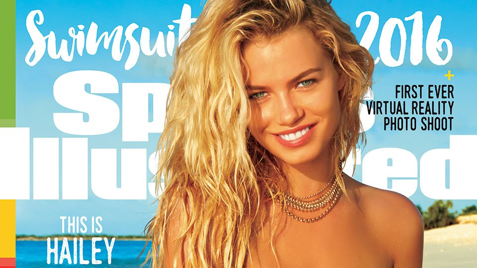 RT @SI_Swimsuit: Why @Hailey_Clauson? Our #SISwim editor said the choice was a no-brainer. Here's why: https://t.co/thmvkUGJqH https://t.co…