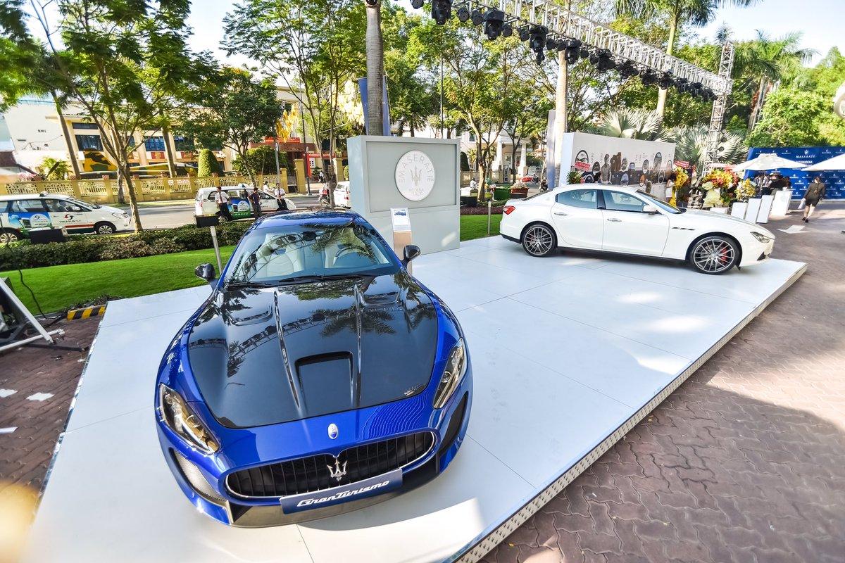 Auto Modena khai trương showroom Maserati đầu tiên tại Việt Nam - 1-5 Lê Duẩn, Q.1, HCM https://t.co/8tJTmsDe8F