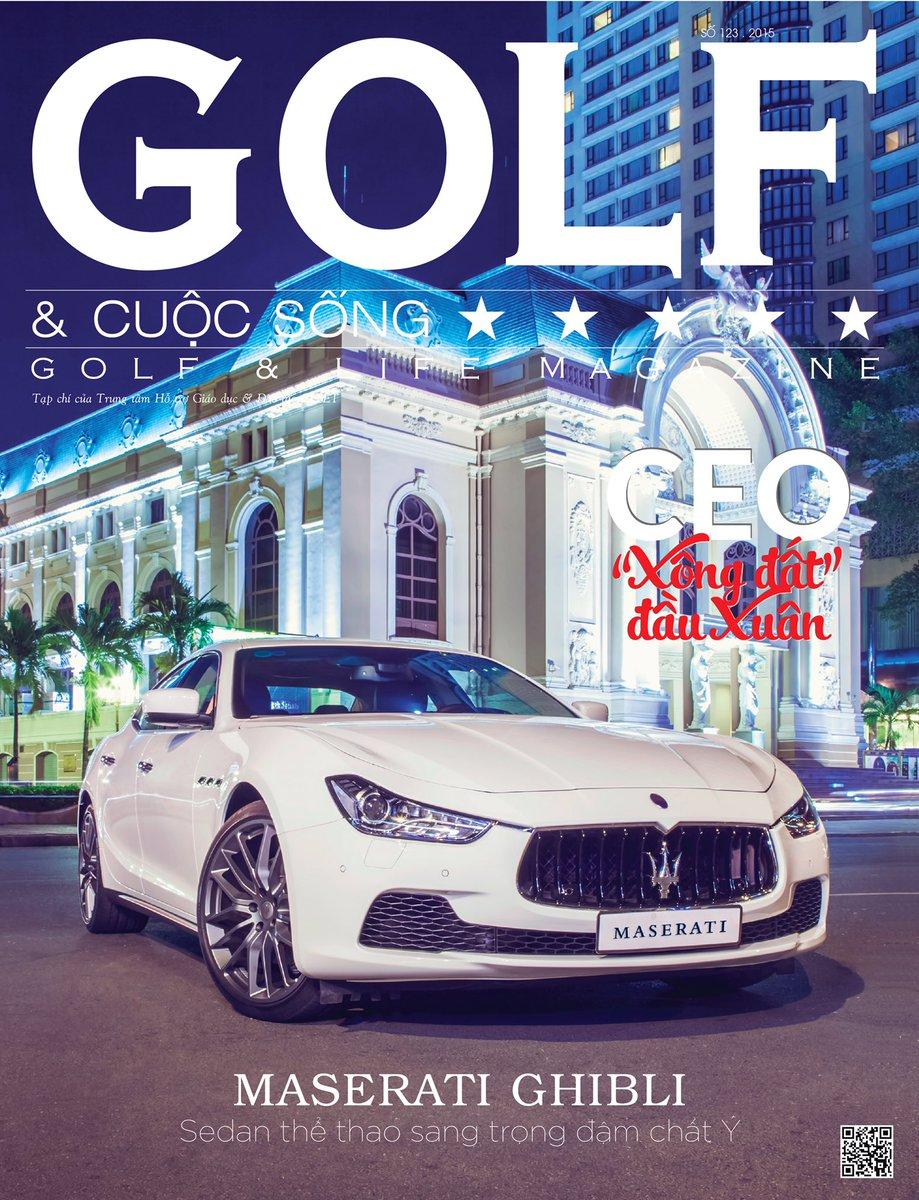 Maserati Ghibli - Sedan thể thao sang trọng mang đậm phong cách Ý đã có mặt tại Việt Nam @Maserati_VN https://t.co/WvwFpur96B