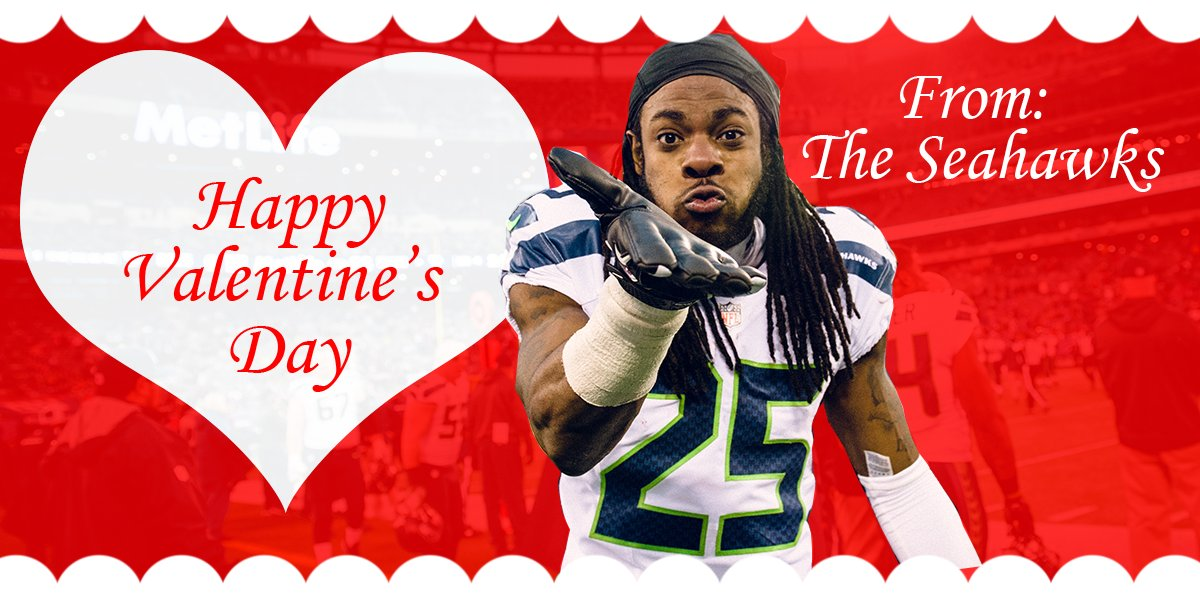 seattle seahawks on twitter need a card to go with your valentinesday gift try one of these gems lob httpstcoe7blx6dmi1