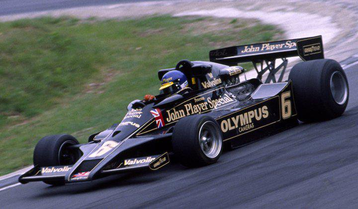 #SuperSwedeSunday 💪 The last Swedish driver to win in #F1, Ronnie Peterson 🇸🇪claims his final victory, giving Lotus its last Constructors Championship. 1978 #AustrianGP (Photo: Michael C. Brown)
