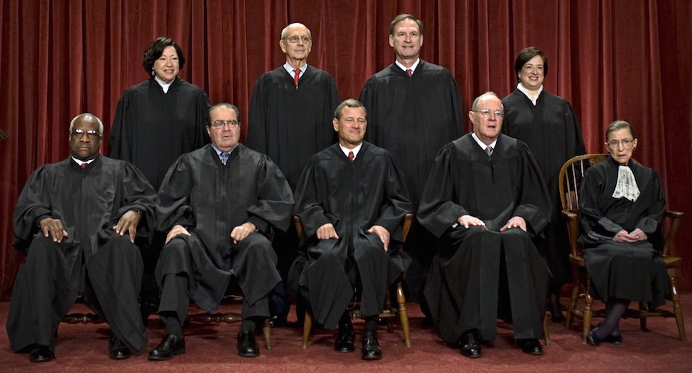 After death of Justice Scalia, what happens to key cases in a divided Supreme Court?