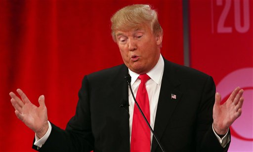 Trump savages George W. Bush's legacy over 9/11, Iraq in fierce Republican debate