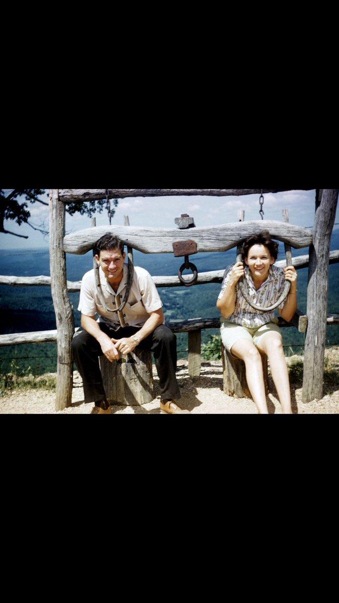 Two Longhorn lovebirds still in love 66 years later