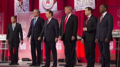 Quotes from the Republican debate via @KDVR