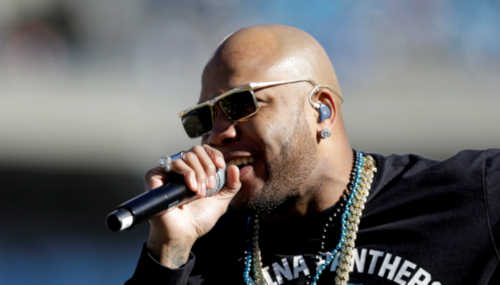 Rapper 'Flo Rida' uses star power to help out people during Flint water crisis