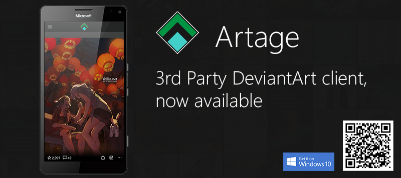 Artage App now available