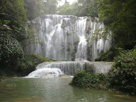 Air Terjun Tumburano