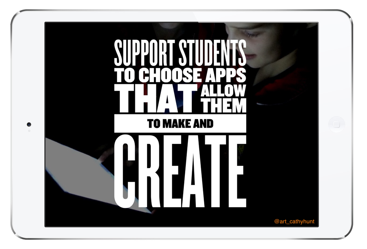 NEW BLOG 3 simple technology tips for parents of young learners https://t.co/xsumQhAWsY #artsed #edtech #ipaded