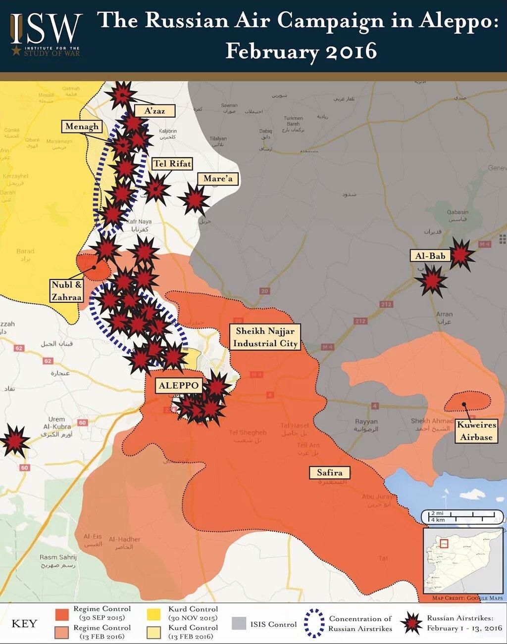Сводки боёв в Сирии: курды и турки идут на принцип