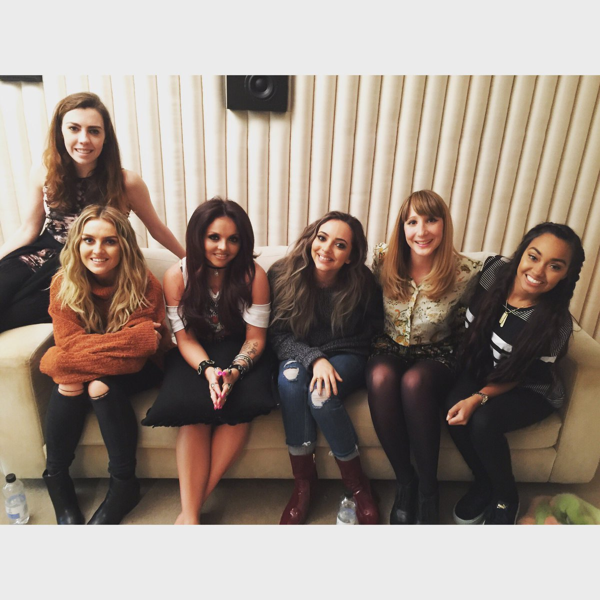 Not going to lie.... I want to be the honorary fifth member of Little Mix ✌