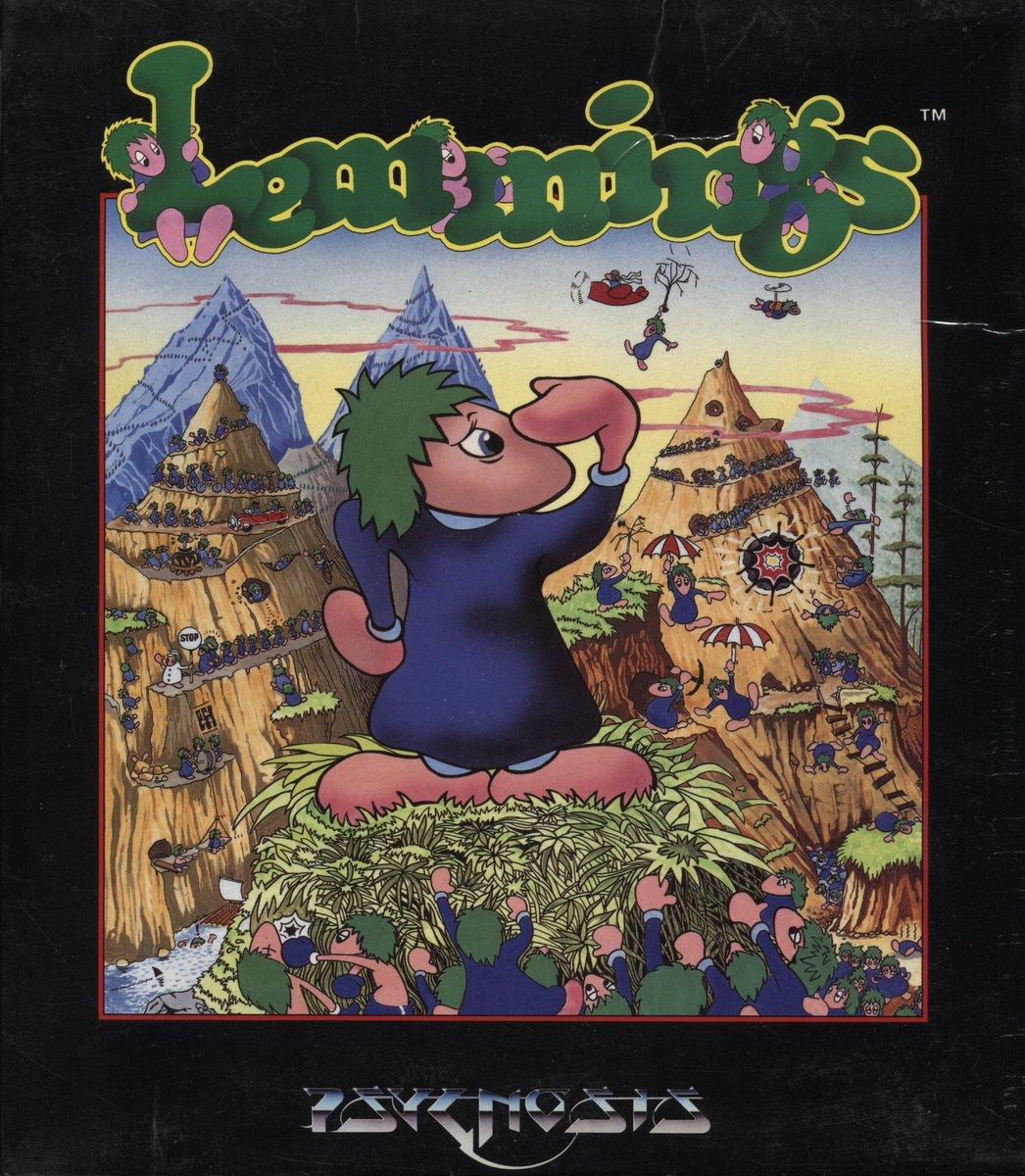 25 years ago today, #Lemmings was released....  #FellingOldNow... https://t.co/y4lPYeZMdb