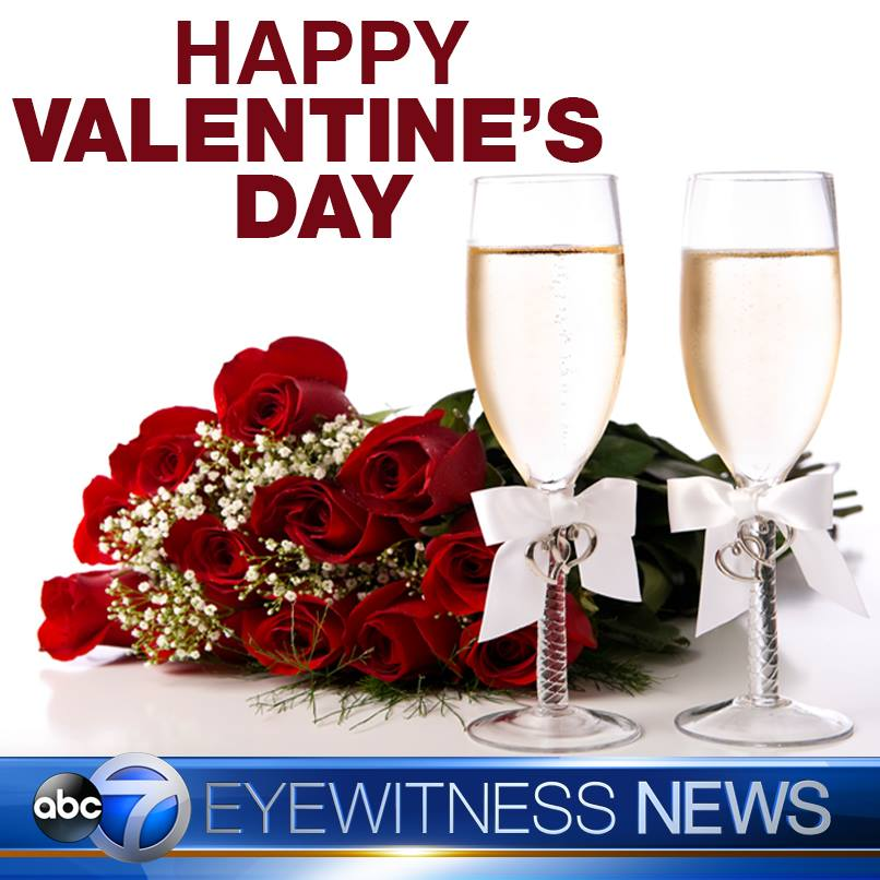 From all of us at ABC 7 Chicago - Happy Valentine's Day!