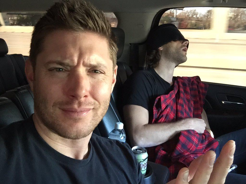 Jensen Ackles on Twitt...
