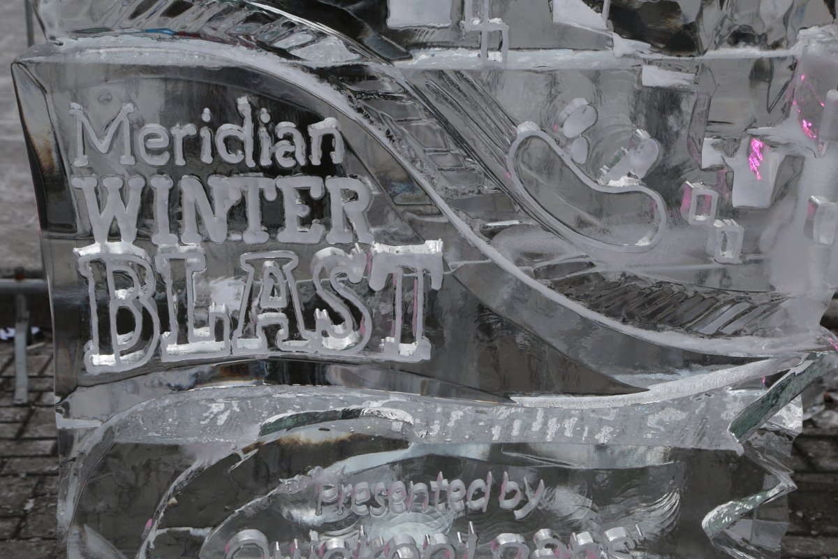 Bundle up! Today is final day for Meridian Winter Blast