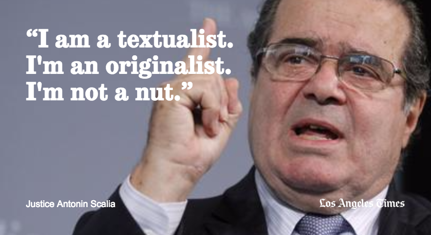 The most memorable quotes from Supreme Court Justice Antonin Scalia