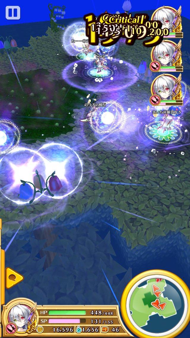 【白猫】アイ4人ウッド縛りで妖夢クリア動画!自動攻撃で殲滅していく新感覚白猫、大量に設置されたS1がもはや弾幕ゲーwwww【プロジェクト】