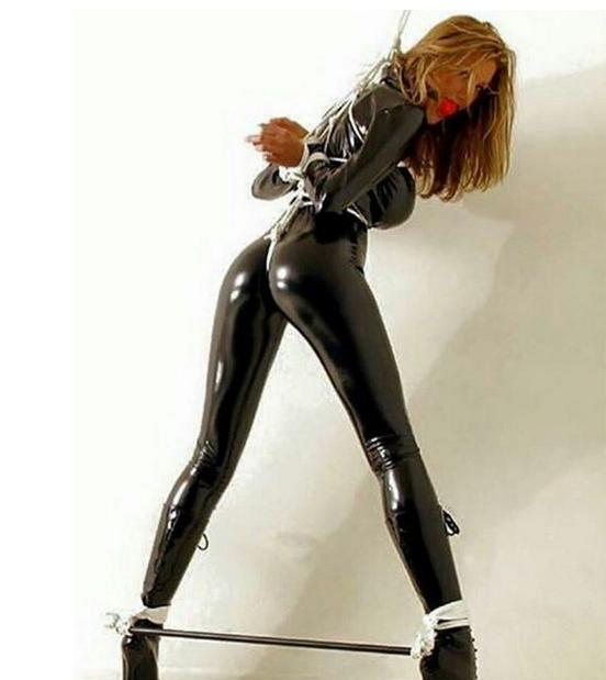 Sex slave latex Latex slave,