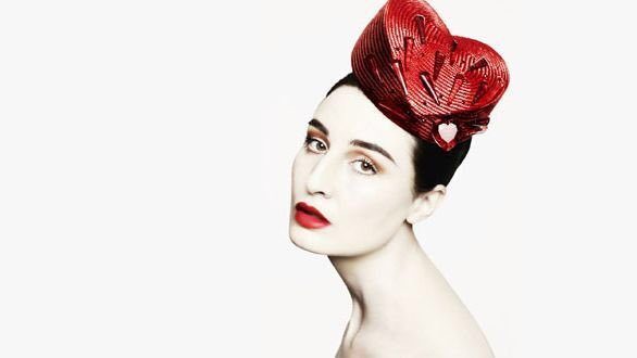 RT @SJMillinery: Happy Valentine's Day from @Erin_O_Connor , the @TheBHF and @SJMillinery https://t.co/VWNtGNfzaE