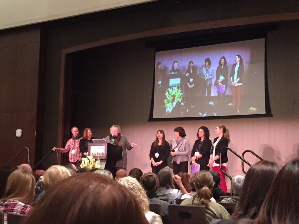 YAY for the @SCBWI team for all the work they do behind-the-scenes! #NY16SCBWI https://t.co/LAqbLFkNvf