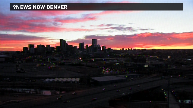 From Denver, with LOVE. ValentinesDay @9News 9wx