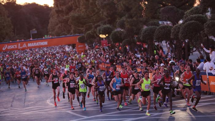 Today is LAmarathon day. Here's a list of all the streets to avoid