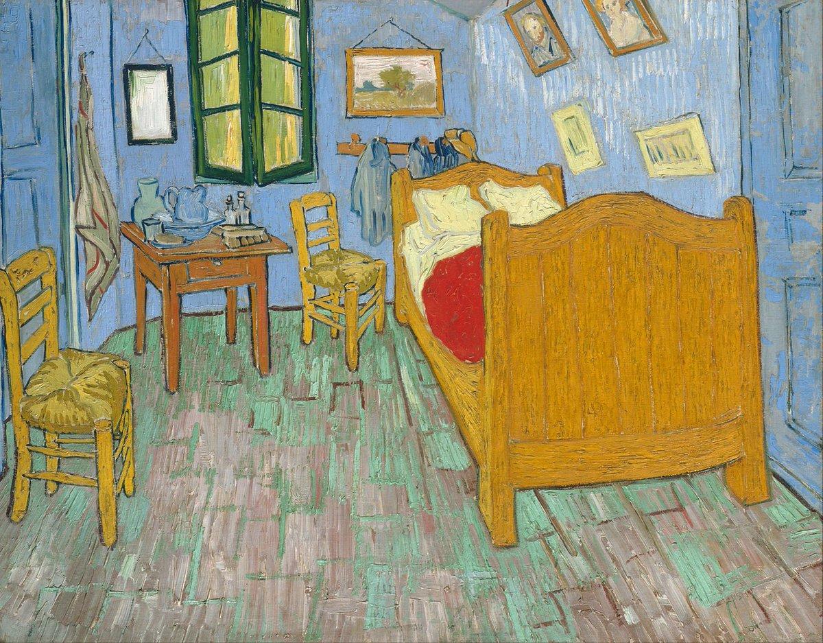 The Art Institute's Van Gogh exhibit opens today!