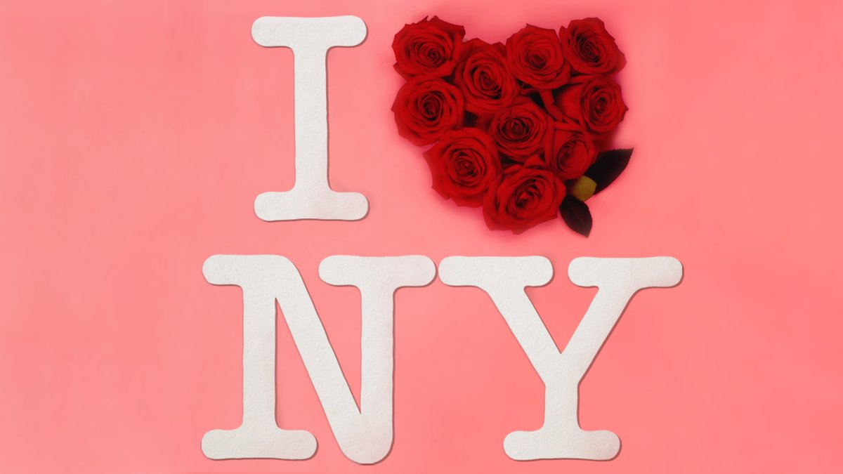 Wishing you a Happy ValentinesDay from New York State!