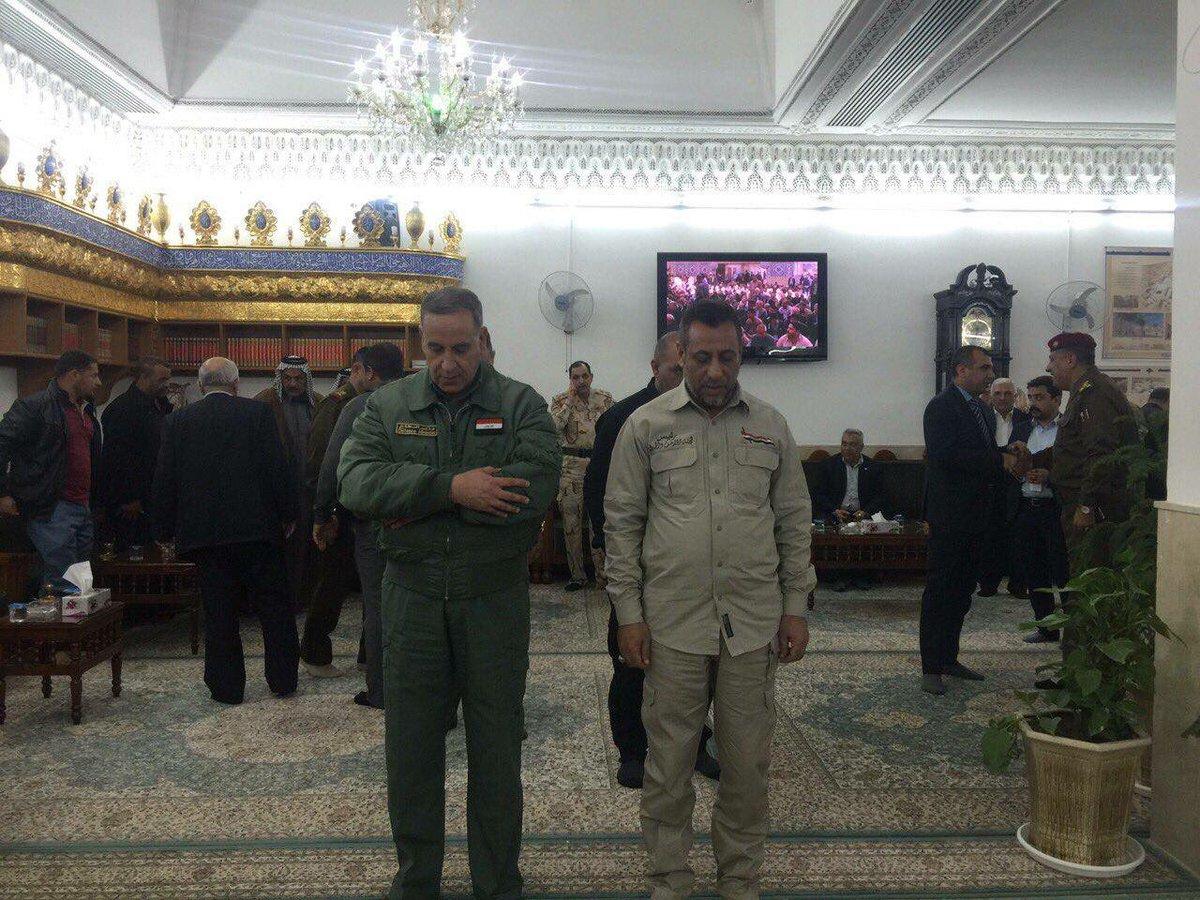 "Maula Ali Shrine Wallpaper: Iraq Live Update On Twitter: ""Sunni Iraq MoD Obaidi & Shia"