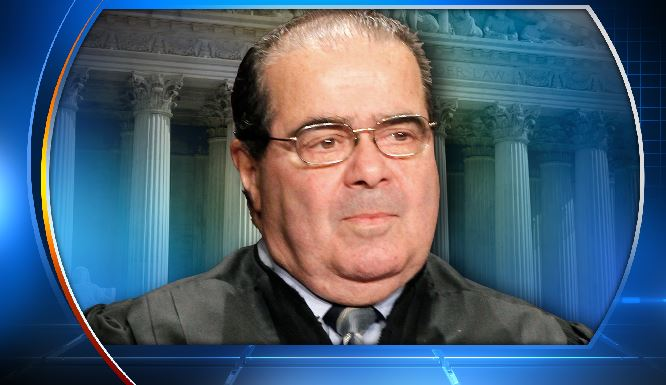 Gov. Rick Scott has directed that flags be flown at half-staff in memory of Justice Scalia